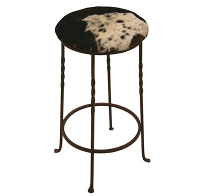 Montana Ranch Ranch Collection Iron Barstool