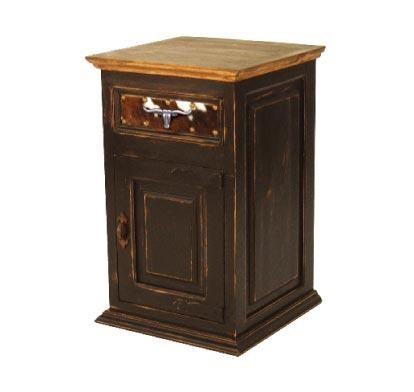 Montana Ranch Vaquera Nightstand