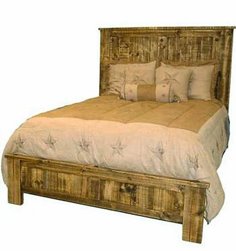 Montana Ranch Weathered Bed