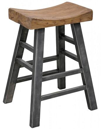 Morella Square Counter Stool
