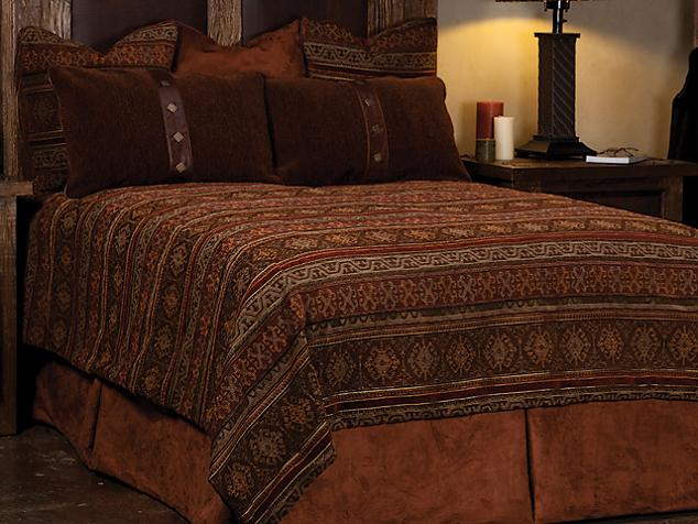 Berry Creek Mountain View Bedding Rustic Comforter Set