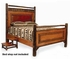 Old Faithful Panel Bed - Queen