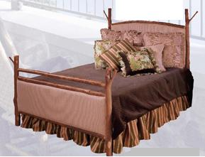 Old Hickory Retreat Bed-King