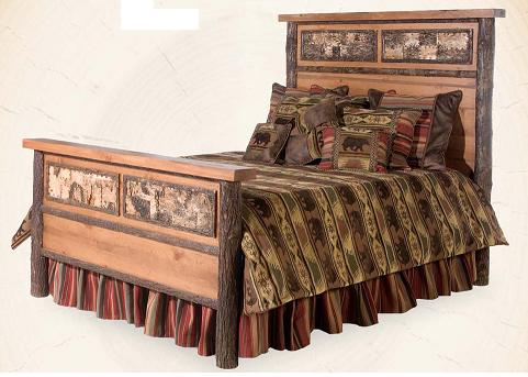 Old Hickory Woodland Bed