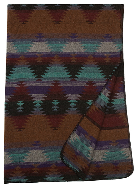 Painted Desert II Throw