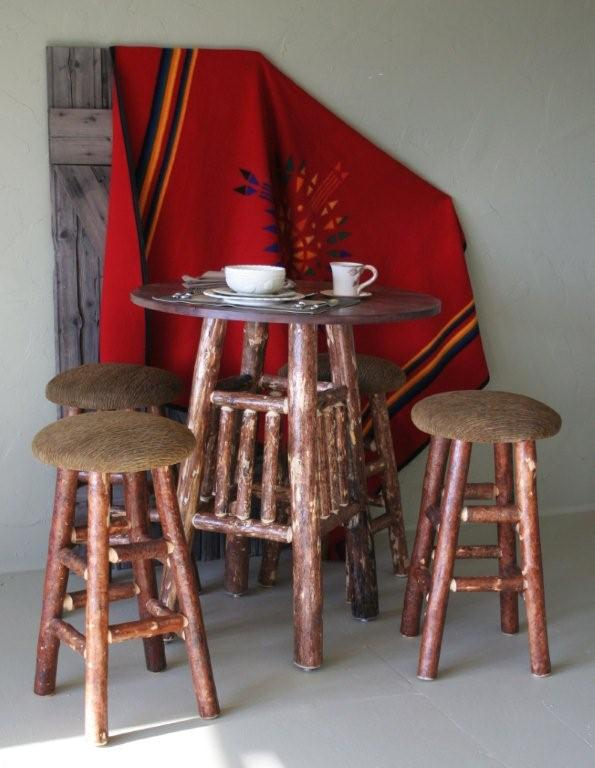 Pine Bistro Table