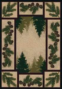 Pine Forest - Maise Rug