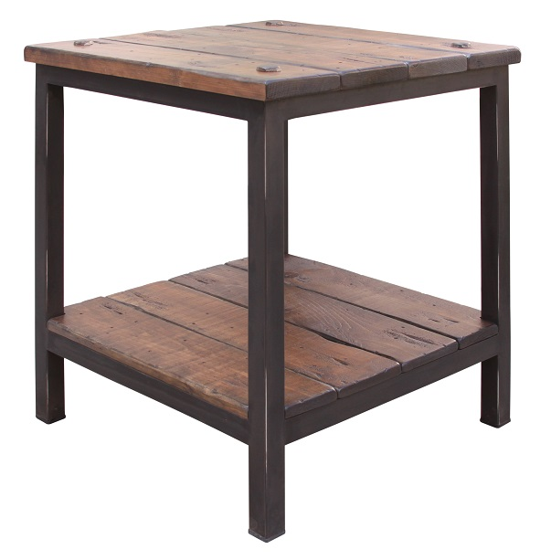 Pueblo End Table