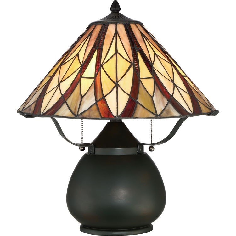 Quoizel Victory Table Lamp