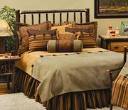 Rustic Bedding For Fall
