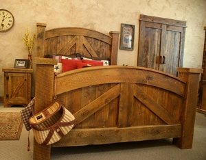 Rustic Bedroom Furniture Styles People Love
