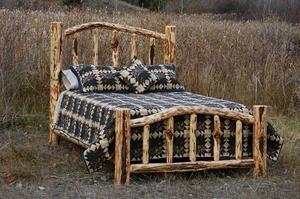 Rustic Log Furniture: A Time-Honored Style