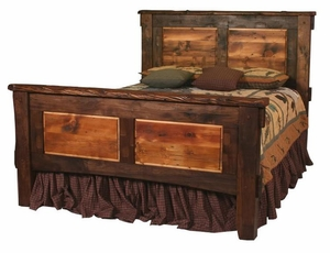 Rustic Wood Bedroom Furniture rustic bedroom furniture - lodge craft