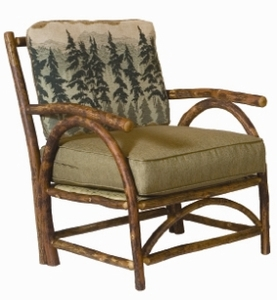 Rustic Outdoor Furniture for Your Warm Weather Festivities
