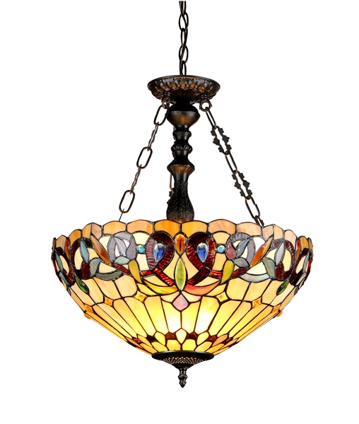 sc 1 st  LodgeCraft & Serenity Inverted Pendant Lamp