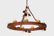 Steel Partners Rustic Lighting
