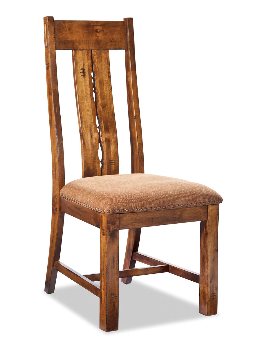 Timberline slat back dining chair