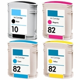 Compatible Ink Cartridge for HP 10, 82 Cartridge