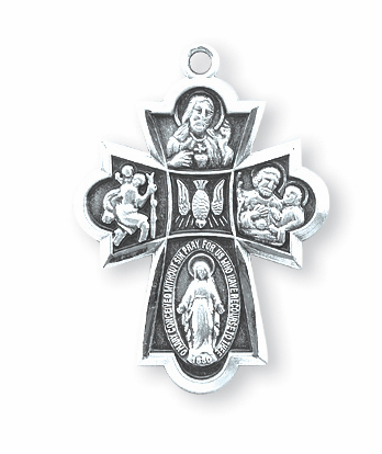 4-Way and 5-Way Cross Jewelry