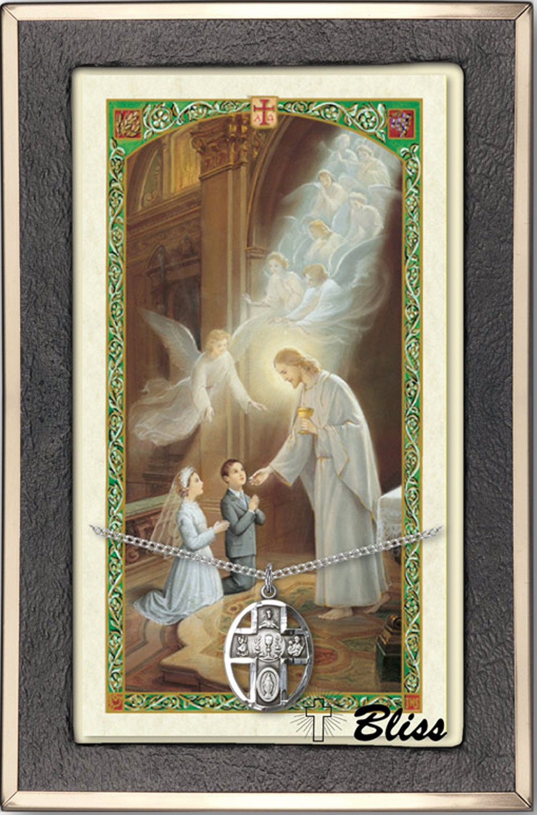 Bliss Mfg  Communion Holy Cards and Gift Sets