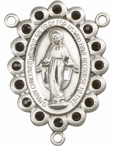 Bliss Rosary Centerpiece Parts