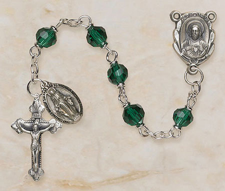 Creed Vienna Crystal Rosaries