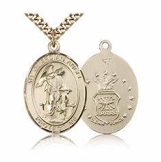 Guardian Angels Military Medals