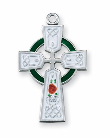HMH Religious Irish Celtic Cross & Crucifix Jewelry