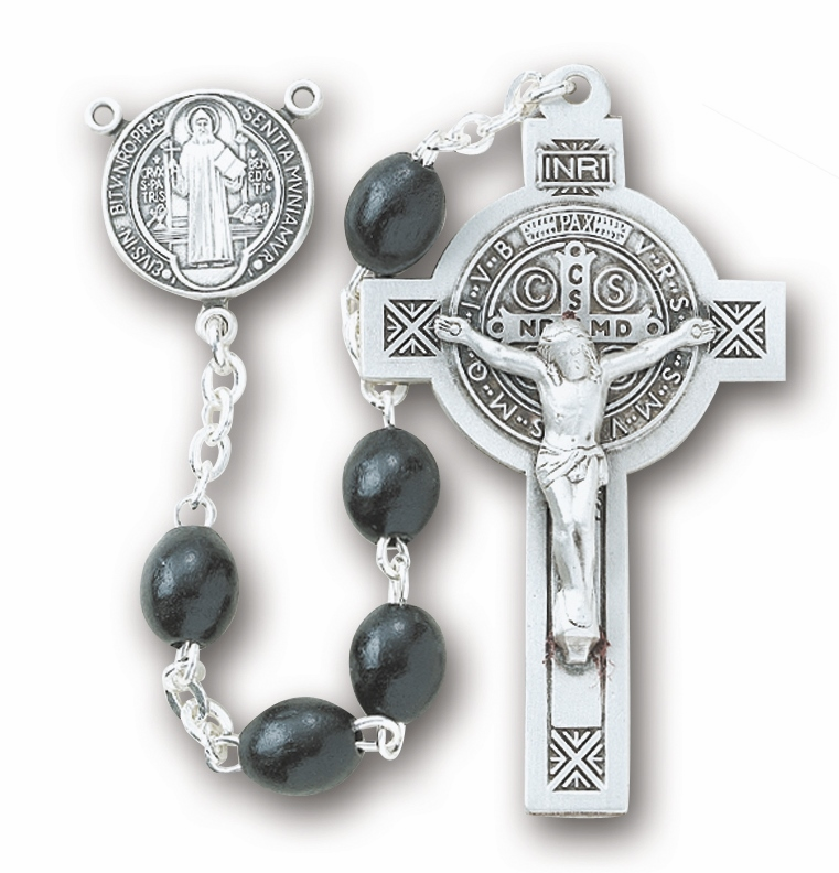HMH Religious Wood & Seed Rosaries