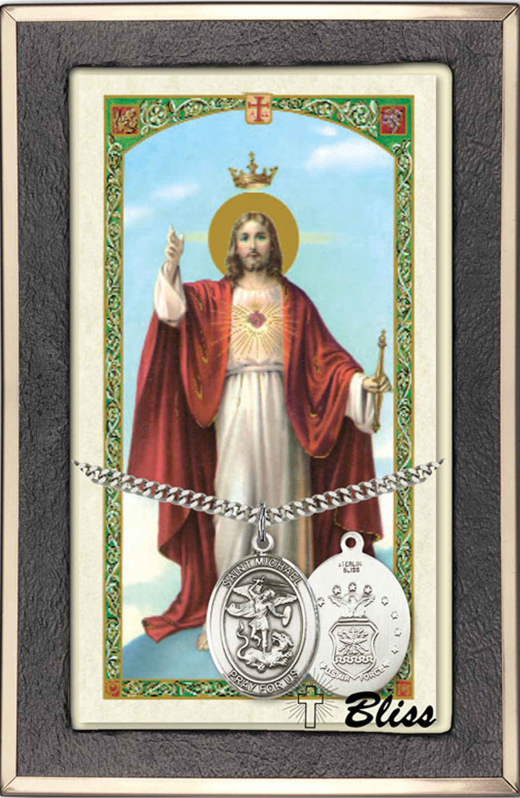Military Service Holy Card Gift Sets