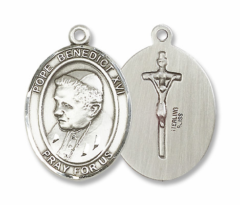 Pope Benedict XVI Medals and Gifts