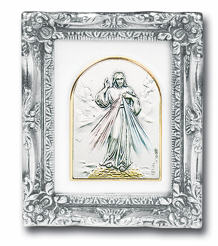 Salerni Collection 34-Silver Series Wall Art Pictures