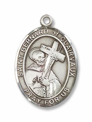 St Bernard of Clairvaux Jewelry and Gifts