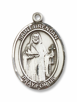 St Brendan the Navigator Jewelry and Gifts