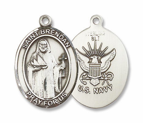 St Brendan the Navigator Military Medals