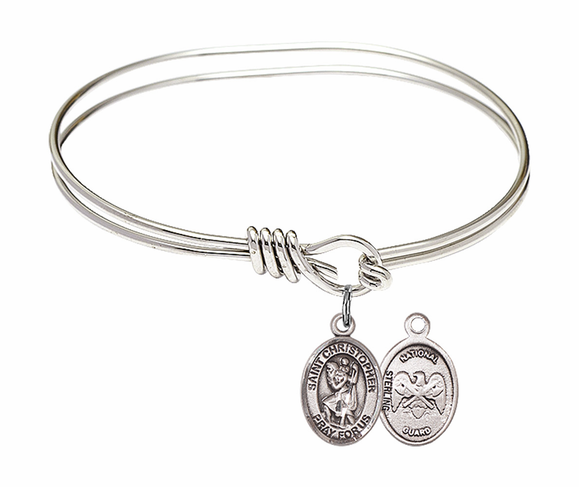 St Christopher Military Jewelry