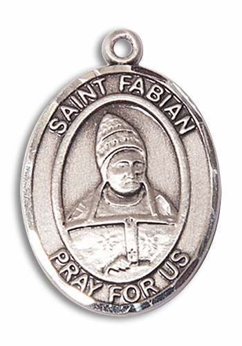 St Fabian Medals and Gift