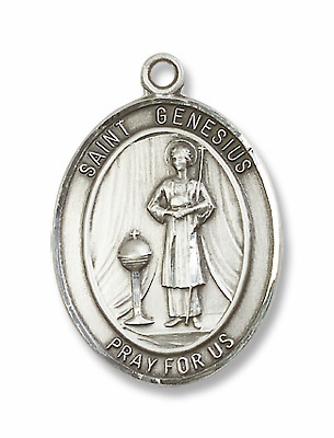 St Genesius of Rome Jewelry and Gifts