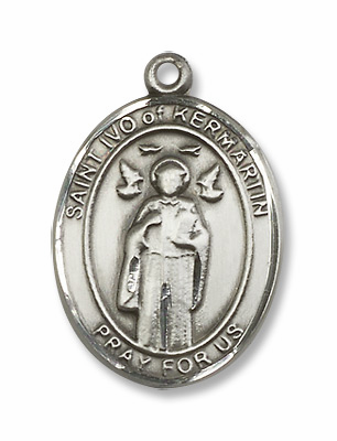 St Ivo of Kermartin Jewelry and Gifts