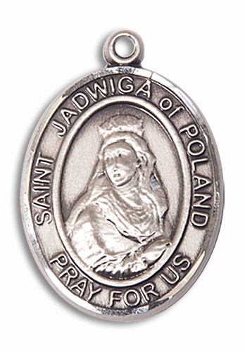 St Jadwiga of Poland Jewelry and Gifts