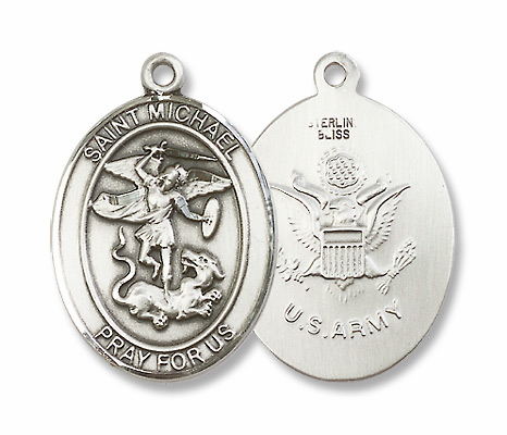 St Michael Military Medals