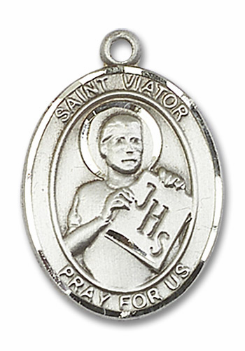 St Viator of Bergamo Jewelry and Gifts