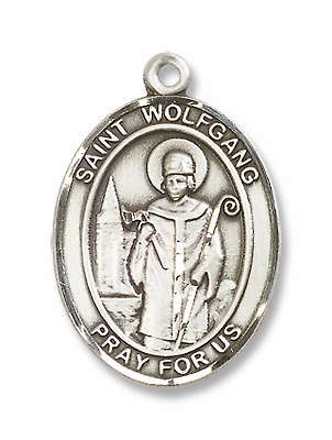 St Wolfgang of Regensburg Jewelry and Gifts