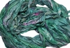 10 Yards Sari SILK Ribbon Aloe Essence