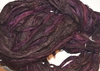 10 Yards Sari SILK Ribbon Maroon