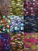 135 yrds 9 colors Ladder Trellis Yarn for 9 necklaces mix lot 11