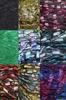 135 yrds 9 colors Ladder Trellis Yarn for 9 necklaces mix lot 4
