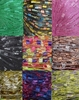 135 yrds 9 colors Ladder Trellis Yarn for 9 necklaces mix lot 9