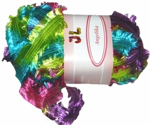 ANGELIKA Fringe Ribbon Yarn 802