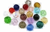 1000 Rondelle Shape Assorted Colors 4mm Faceted Crystal Glass Beads For Jewelry Making 1000 psc